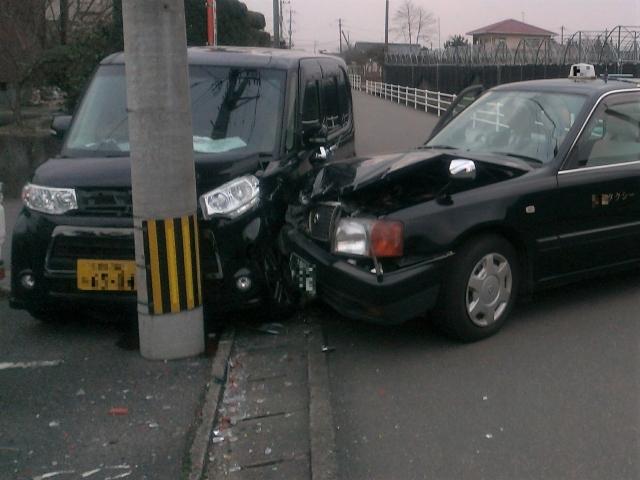軽自動車の事故