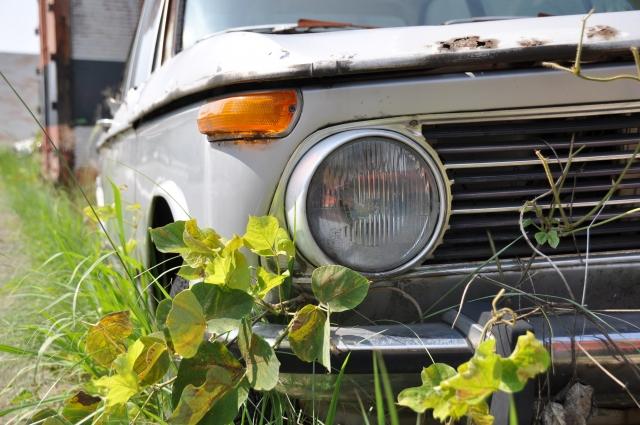 BMW 事故車